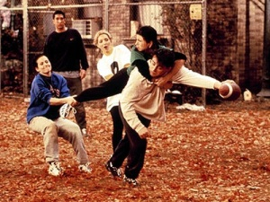 the one with the football(S0309)
