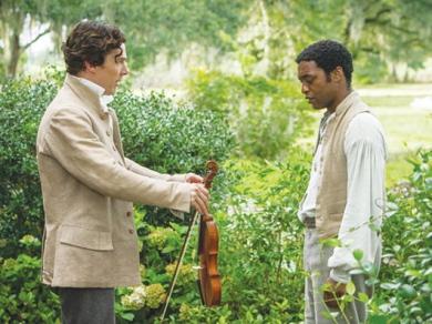 12 years a slave violin