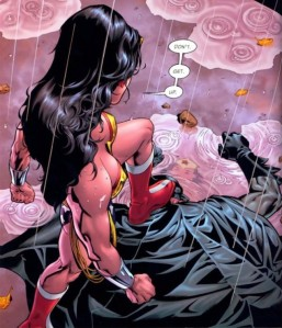 Wonder Woman Beats Batman