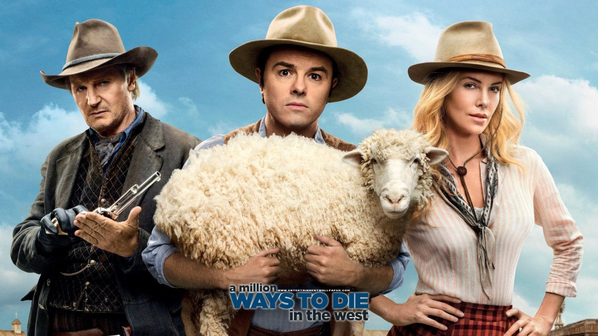 """A Million Ways to Die in the West"" Movie Review"