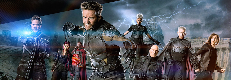 days of future past banner