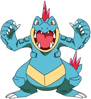feraligatr pokemon