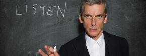 doctor who listen banner