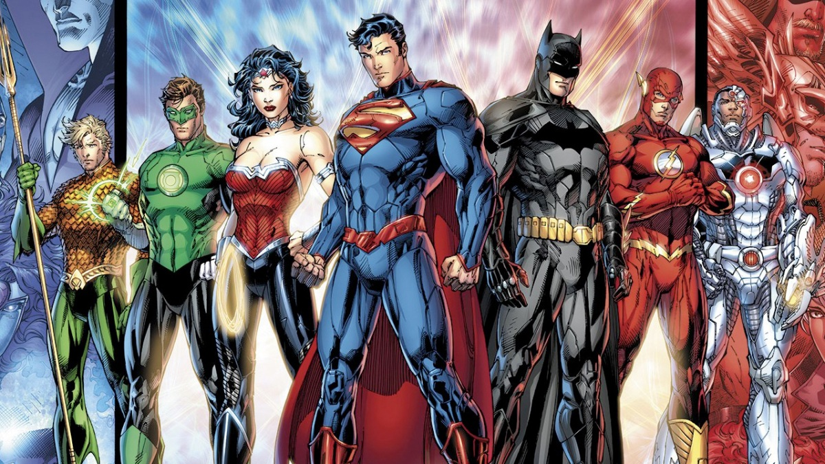 Off the Cuff Reactions to DC Universe's Movie Lineup Announcement