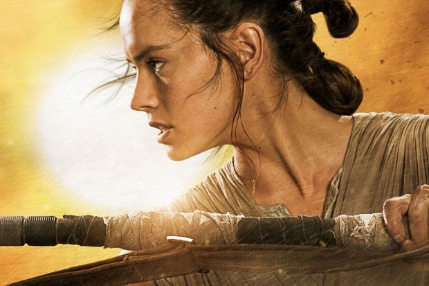 Star Wars The Force Awakens Rey Daisy Ridley